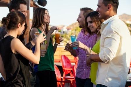 sjove samtaleemner til fest